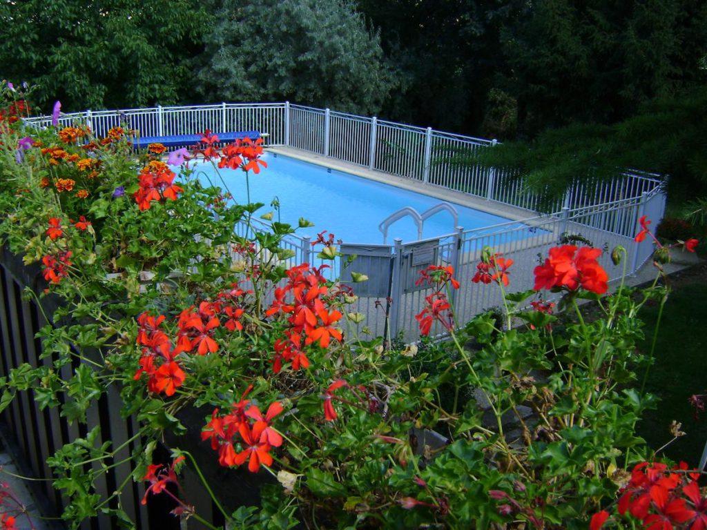 relais de frejeroques piscine